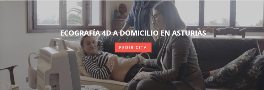 ecografia 4d Asturias