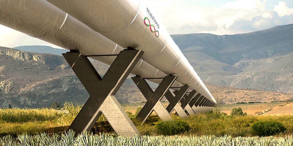 hyperloop México