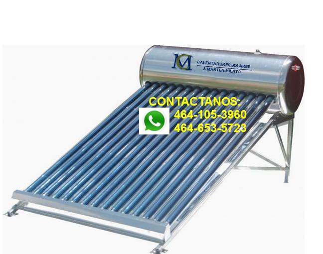 Calentadores Solares Guanajuato