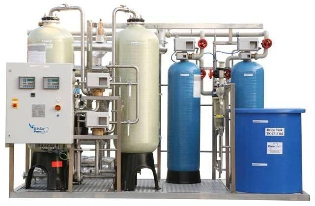 Equipos para tratamiento y purificación de agua