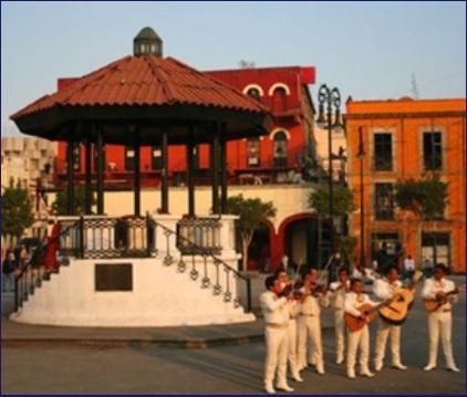 Tour México   Garibaldi de Noche