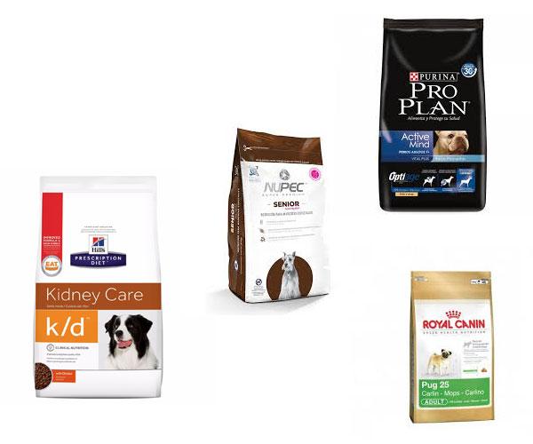 alimento para perros a domicilio