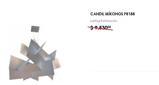 Candil Mikonos