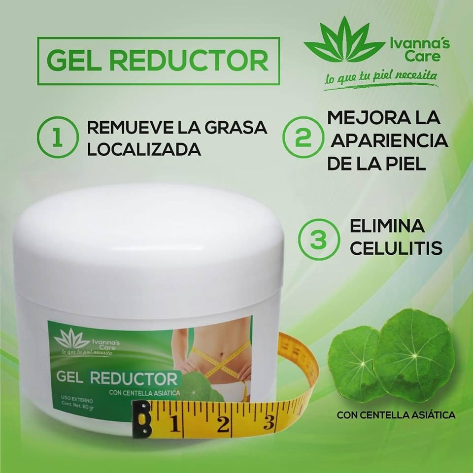Gel Reductor | Gel quemador de grasa