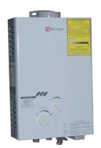 Calentador de paso instantaneo cdmx