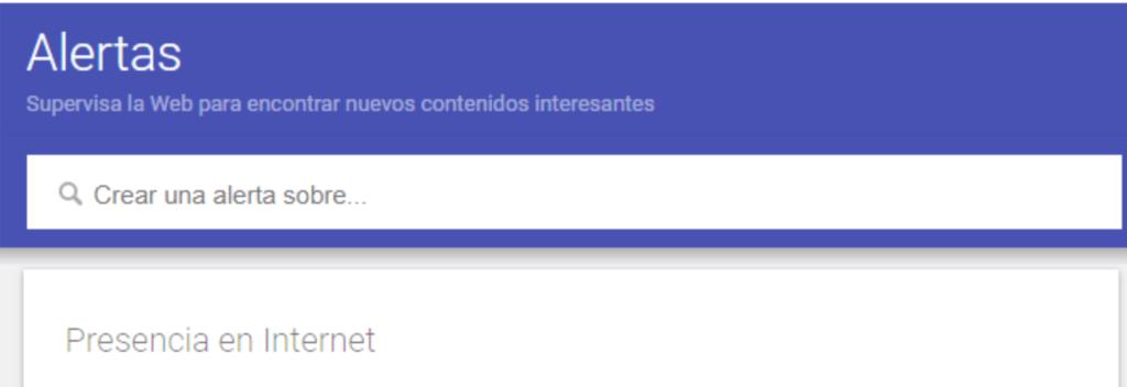 Google Alertas