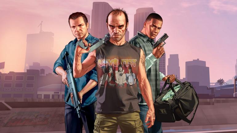 Grand Theft Auto V llegó por sorpresa para Xbox Game Pass